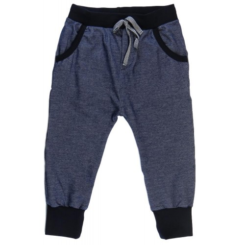 Calça Infantil Jogger Jeans Cotton - Savannah Kids